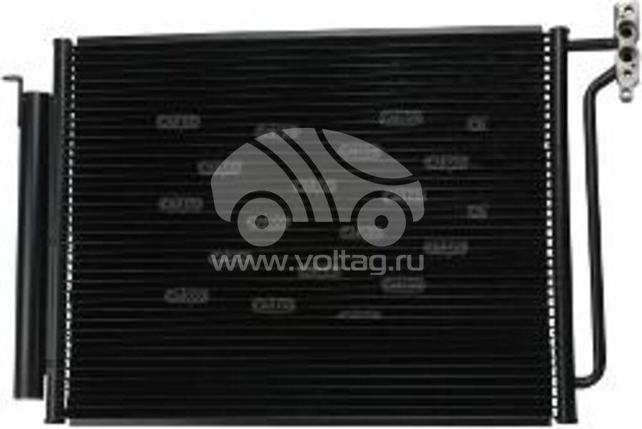 Радиатор кондиционера KRC0113