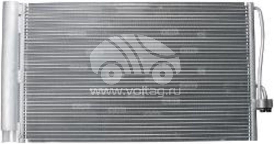 Радиатор кондиционера KRC0043