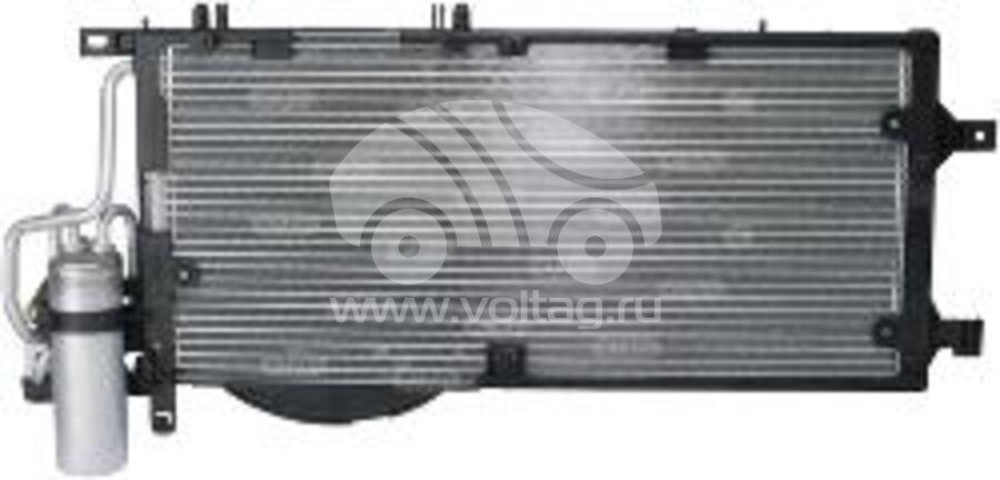 Радиатор кондиционера KRC0111