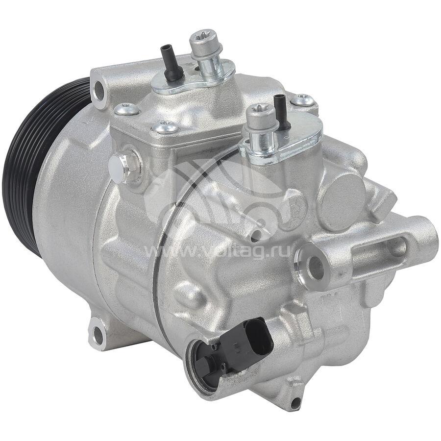 Компрессор кондиционера автомобиля KCN0144