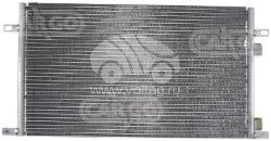 Радиатор кондиционера KRC0459