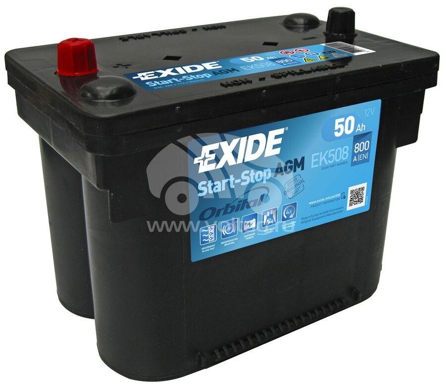 АккумуляторExide EK508 (ATE0508XE)