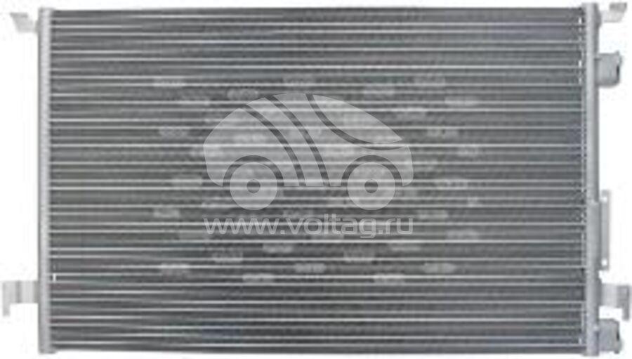 Радиатор кондиционера KRC0342