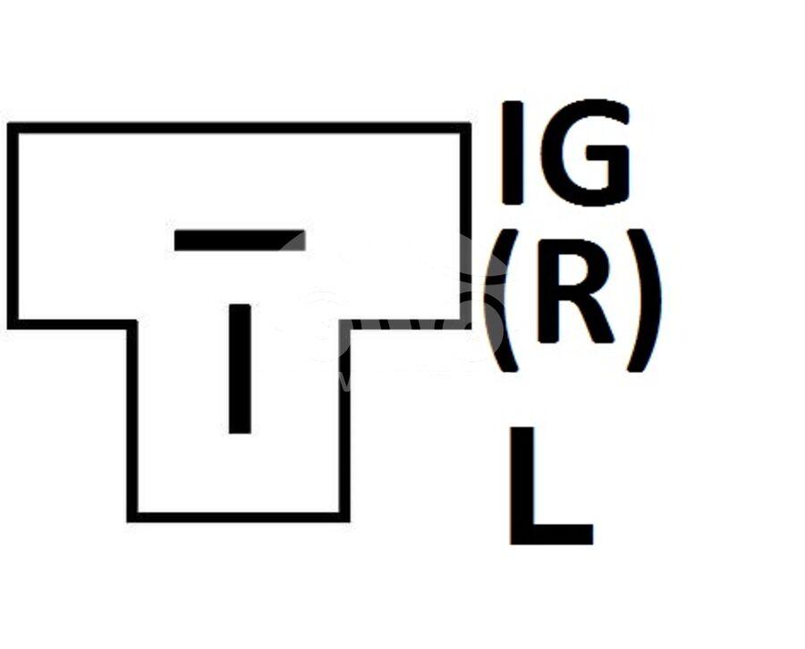 Регулятор генератора ARQ8344