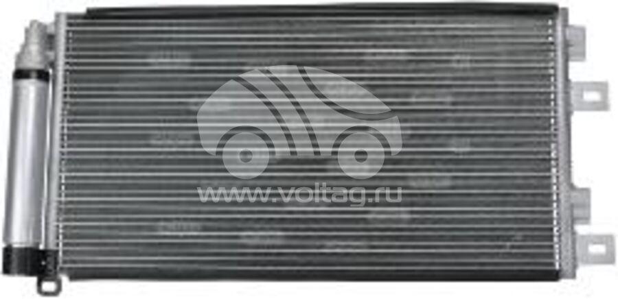 Радиатор кондиционера KRC0007