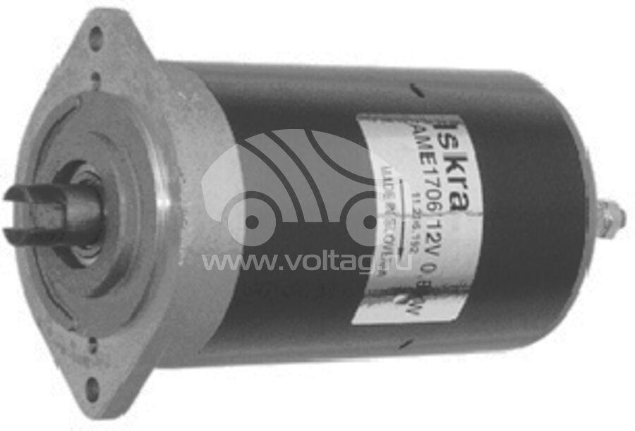 Электромотор постоянного тока AME1710