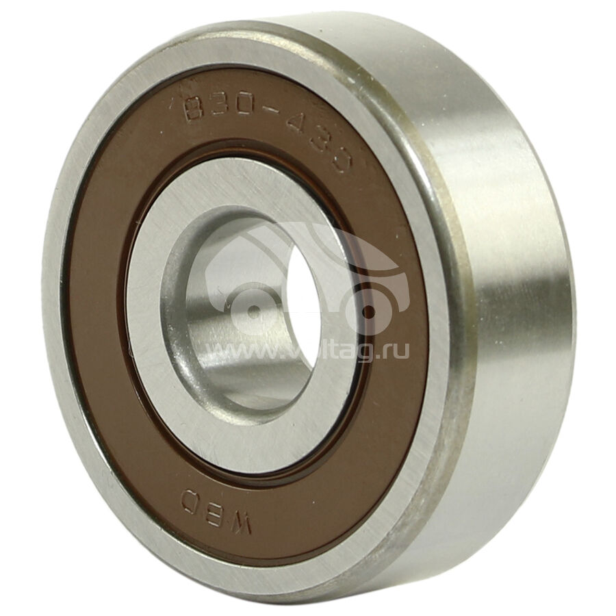 Alternator bearing KRAUF BAB1232DD (141232)