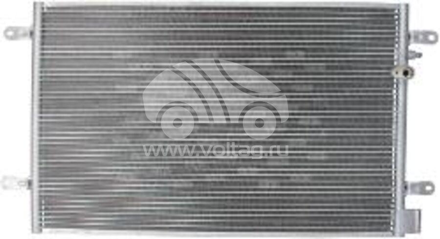 Радиатор кондиционера KRC0166