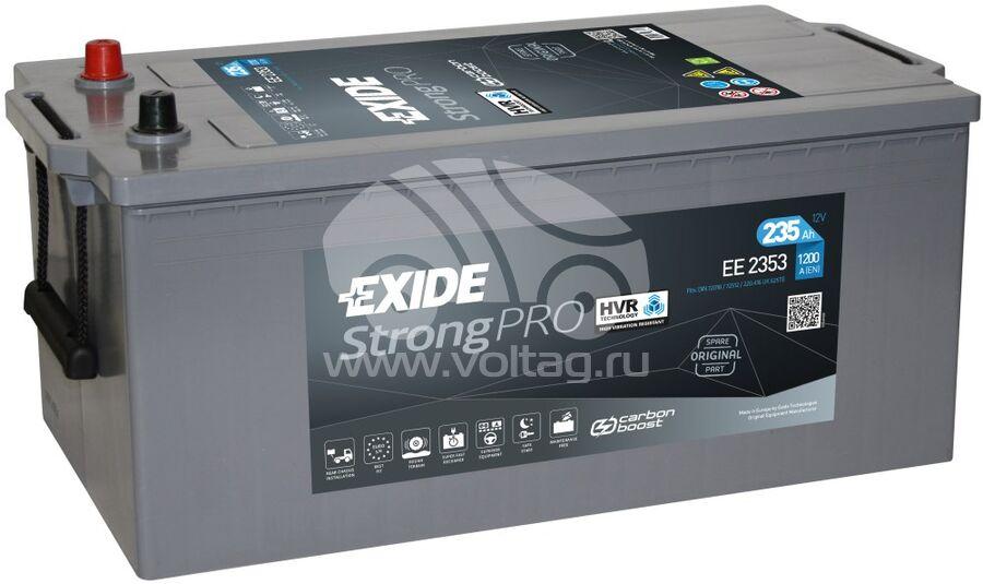 АккумуляторExide EE2353 (ATE2353)
