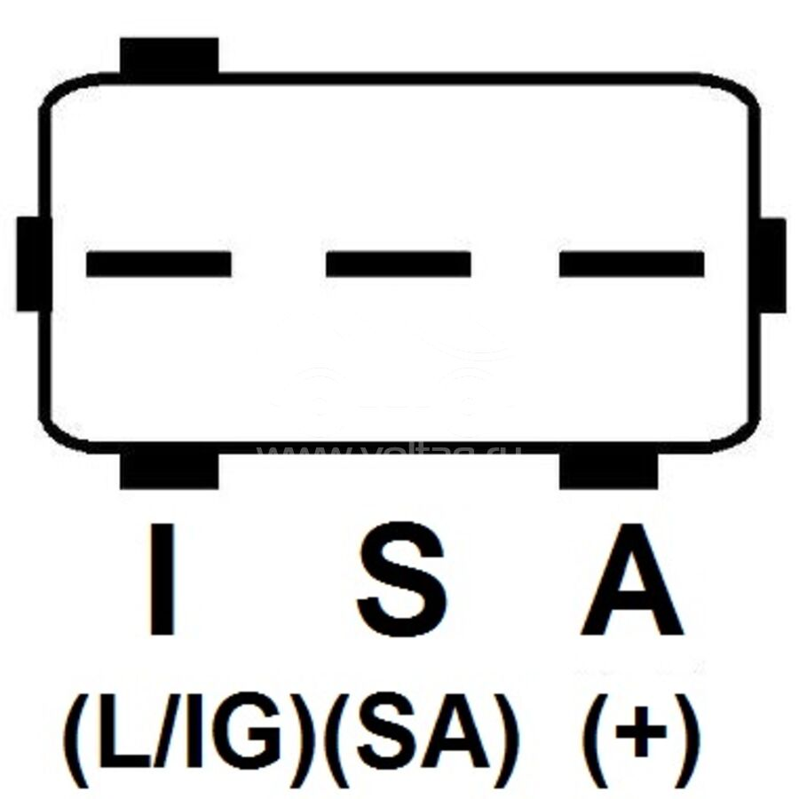 Регулятор генератора ARF2786