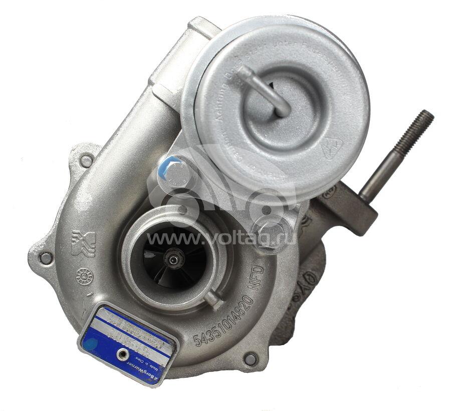 Турбокомпрессор MTK1233