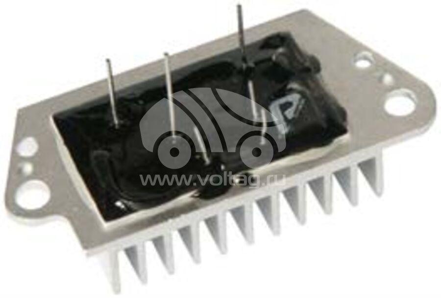 Чип реле-регулятора генератора AZN9253