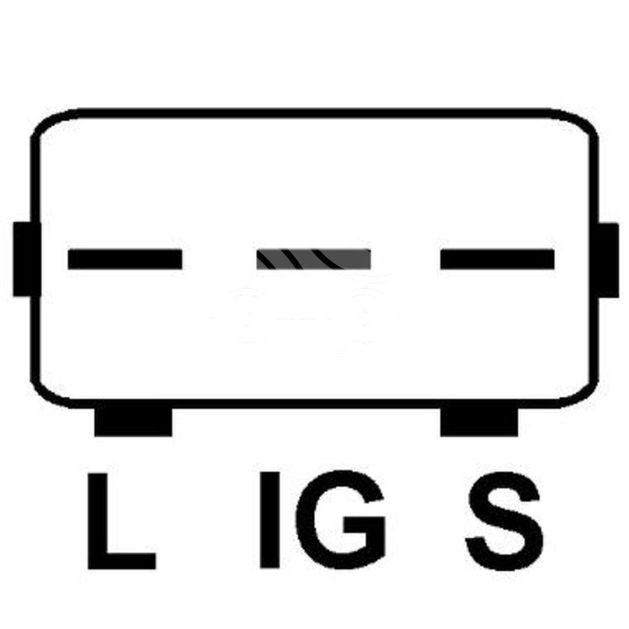 Генератор ALN4595
