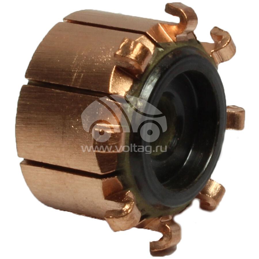 Коллектор моторчика печки KSS0009