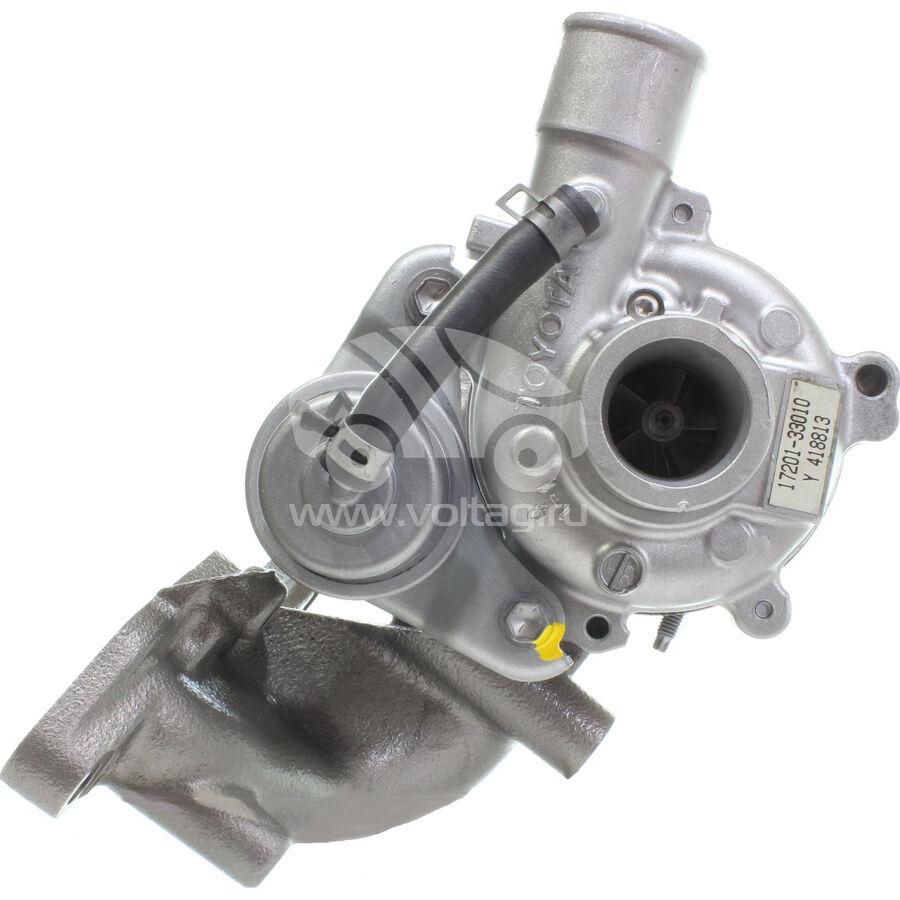 Турбокомпрессор MTT6179