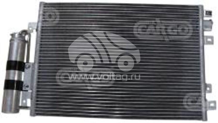 Радиатор кондиционера KRC0138