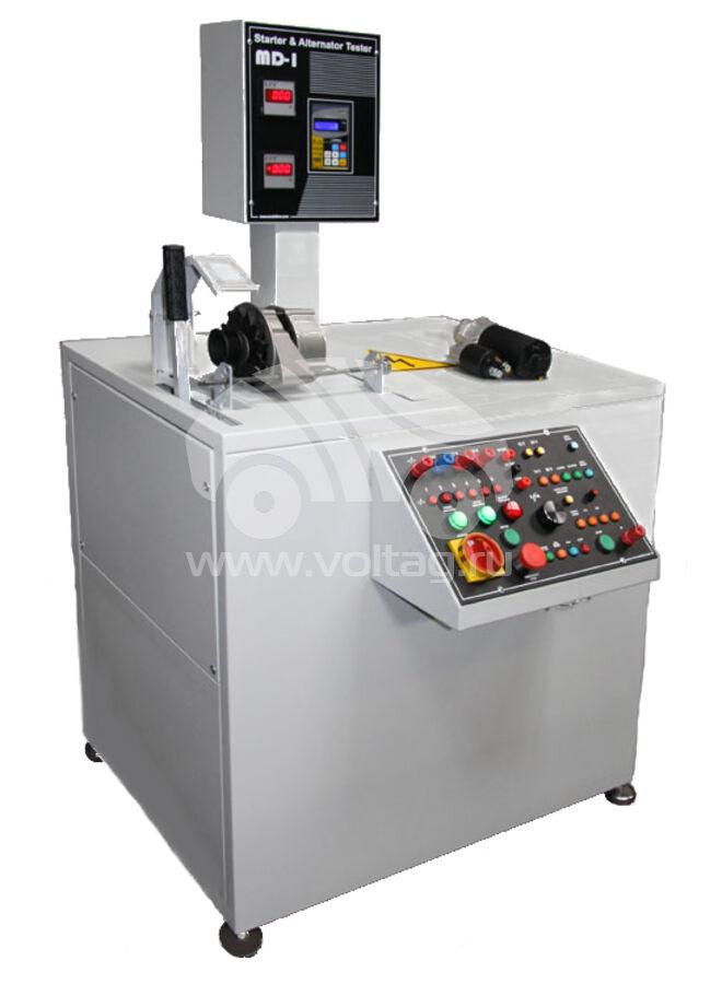 Стенд проверки генераторов и стартеров 220V AZZ0021
