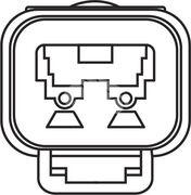 Компрессор кондиционера автомобиля KCZ1400