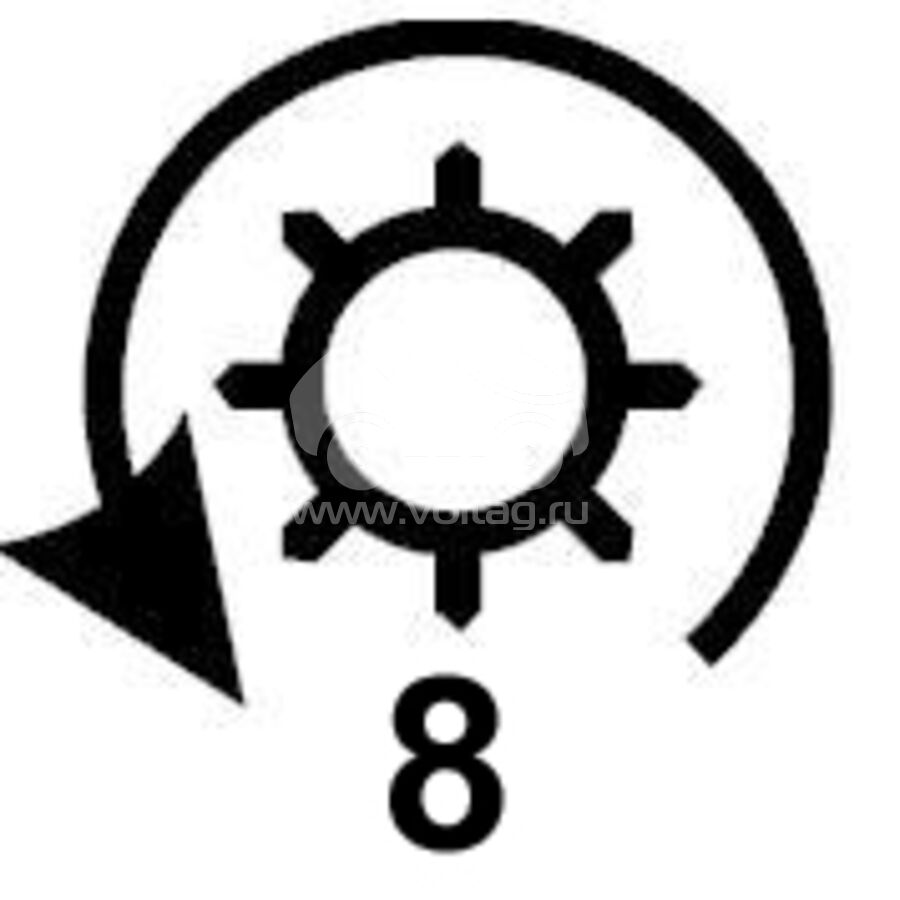 Бендикс стартераKRAUF SDN8142PN (0283001870)