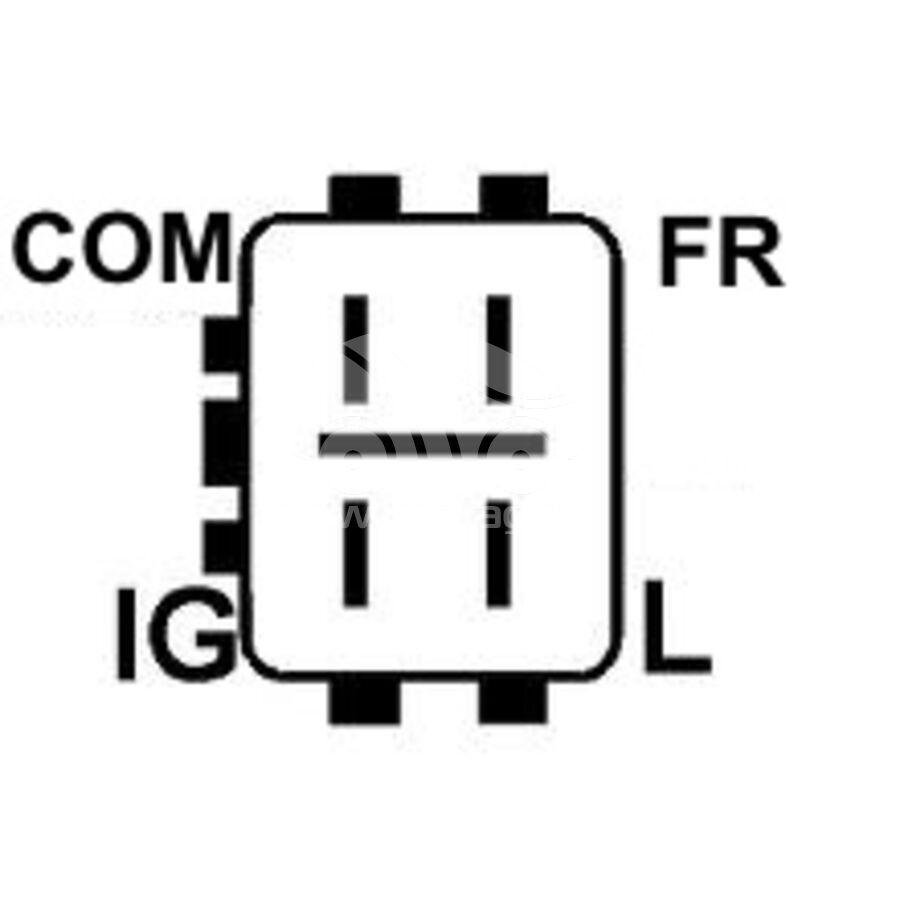 Генератор ALN6191