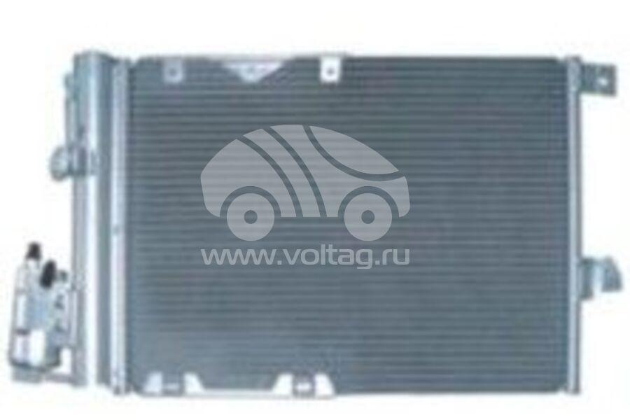 Радиатор кондиционера KRC0108