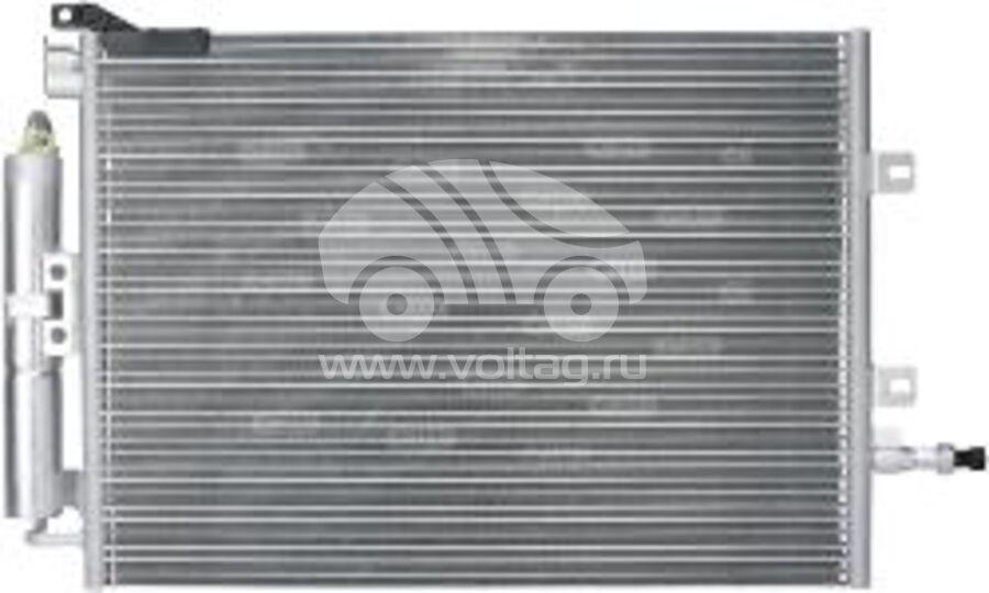 Радиатор кондиционера KRC0181