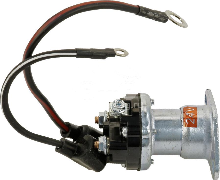 Втягивающее реле стартера маленькоеKRAUF SSP0261MH (6010-261)