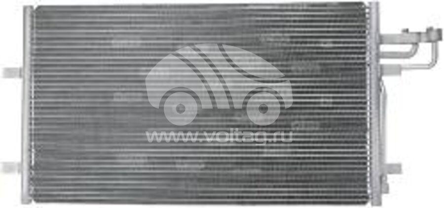 Радиатор кондиционера KRC0105